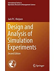 Design and Analysis of Simulation Experiments