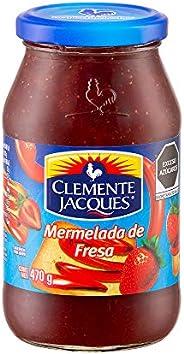 Clemente Jacques, Mermelada Clemente Jacques Fresa, 470 gramos