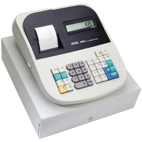 ROYAL 435DX/500DX Cash Register by Royal