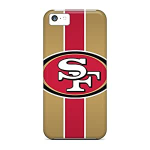 Forever Collectibles San Francisco 49ers Hard Snap-on Iphone 5c Case by icecream design