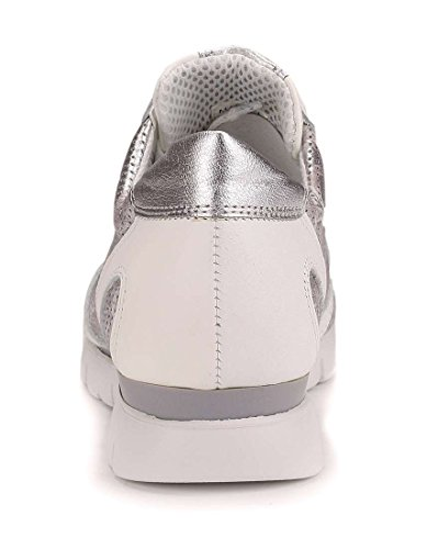 The Sneaker Et Flexx Blanc Femme Argent Movie xHPawrx