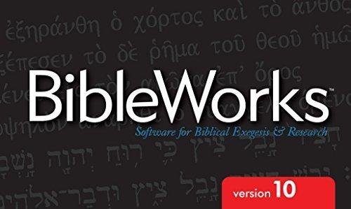 BibleWorks BW700 1 10 product image