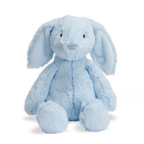 Manhattan Toy Lovelies Blue Bailey Bunny Plush, 12
