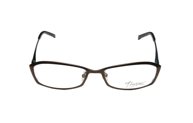 Thalia Bailar Womens/Ladies Ophthalmic Stylish Designer Full-rim Spring Hinges Eyeglasses/Eyeglass Frame