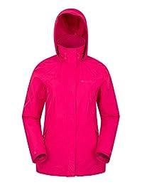 Mountain Warehouse Cambridge Womens Jacket - Ladies Summer Coat Pink 4