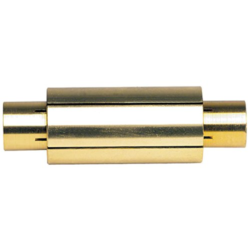 ACRO 1-TH-BRL Brass Barrels for Barrel Lap - Size: 1'' - Pack of 2