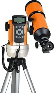 iOptron SmartStar-R80 9802R-A GPS Computerized Telescope with Carry Bag (Cosmic Orange) (B005HQ4KTY) | Amazon Products