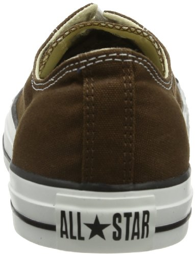 Taylor Chocolate Unisex Ox Chuck Star Converse Marrone Adulto Basse Sneaker all vSqB5