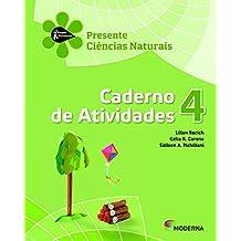 Ciências Naturais. Caderno de Atividades. 4º Ano - Projeto Presente