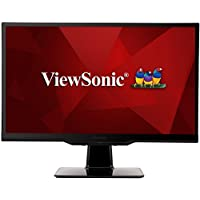 ViewSonic 22 16:9 LED monitor - Black - IPS, 1920x1080, 2ms, 250 nits,, VX2263SMHL (IPS, 1920x1080, 2ms, 250 nits, VGA, HDMI, MHL/HDMI & dual Speakers - H178 / V178 viewing angle)