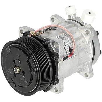 Amazon com: Air Conditioning Compressor - w/Clutch Sanden Style
