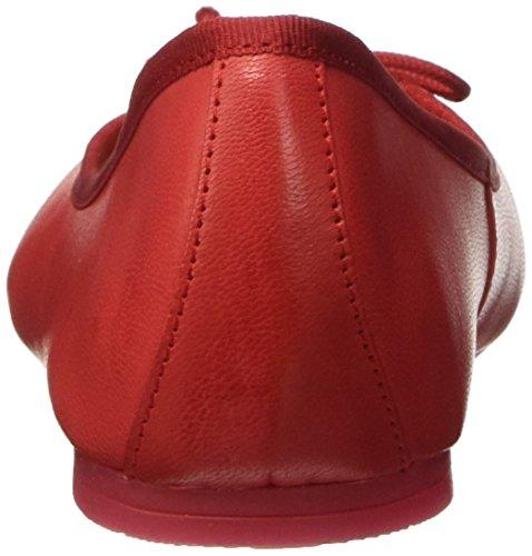 Bata Damen 5245144 Ballerinas Rot