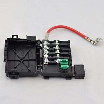 amazon com looyuan oem fuse box battery terminal fit for vw jetta looyuan oem fuse box battery terminal fit for vw jetta golf mk4 beetle 2 0 1 9tdi