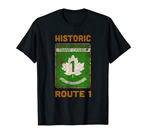 trans canada highway shirt - 3