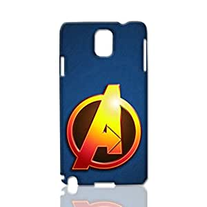 Avengers Pattern Hard Durable 3D Cover Rough Skin Case for Samsung Galaxy N3 Note 3