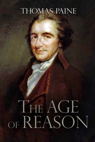 Book cover from The Age of Reason by Thomas Paine