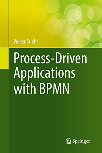 Process-Driven Applications with BPMN Pdf