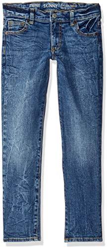 Gymboree Pants - Gymboree Boys' Big Skinny Jeans, Light Indigo, 10