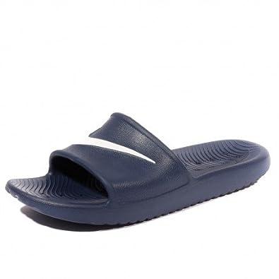 huge discount e2f7c a0b08 Nike Kawa Shower Chaussures de Plage & Piscine Homme: Amazon.fr ...