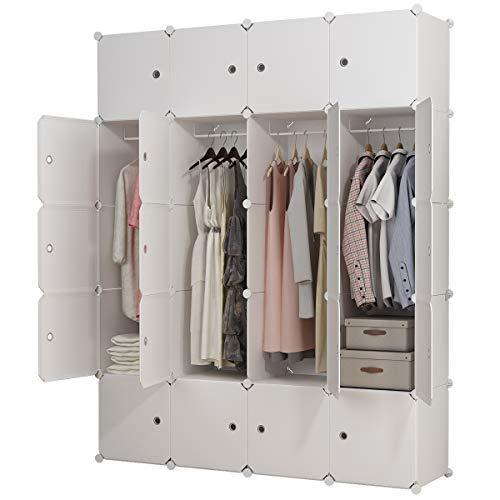 wood closet storage - 4