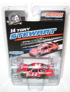 - Tony Stewart #14 Old Spice Office Depot Impala SS Hood Opens 1/64 Scale Action Racing Collectable Only 6590 Made!