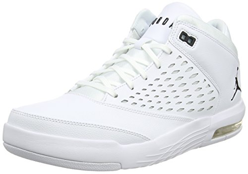Jordan black Uomo 4 white Fitness Bianco 100 Scarpe Origin Flight Da rnaZBrzH