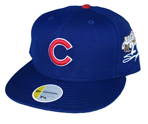 New Era Chicago Cubs Sammy Sosa #21 Facsimile Autograph All-Star Fitted 7 1/2 Cap Hat