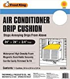"Frost King Air Conditioner Drip Cushion, 24"" L x 24"" W x 2"" W"