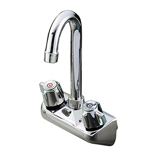 Top-Line Wall Mount Faucet w/ 4