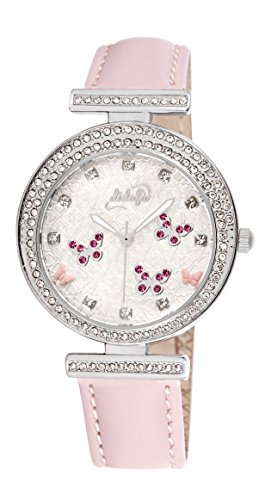 Italian Wrist Watch For Women By Didofa: 3D Original Fashion Watch With A Unique Bedazzled Design And Butterfly Pattern, Water Resistant And Durable, Beautiful And Premium Quality Gift - Bedazzled Glasses