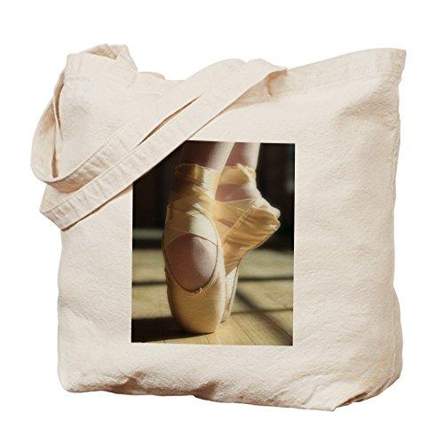 CafePress–Bolsa de tela, diseño de bailarina–Gamuza de bolsa de lona bolsa, bolsa de la compra