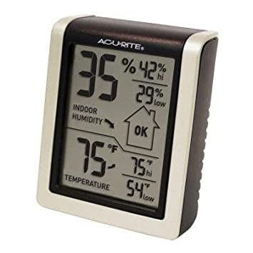 My Backyard Weather Humidity Monitor By AcuRite