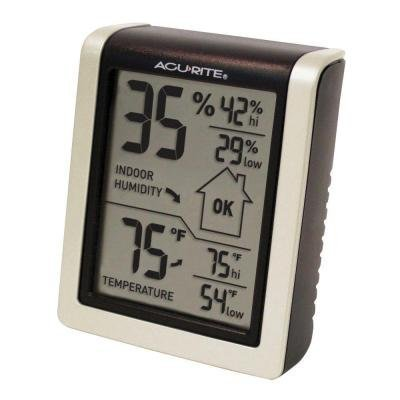 My Backyard Weather Humidity Monitor by AcuRite - Amazon.com: My Backyard Weather Humidity Monitor By AcuRite: Home