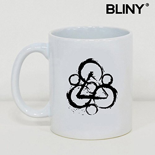 BLINY Funny Gift Coffee Mug 11oz,Novelty Design Custom Coheed Cambria Mu,Best Gift For Love-Tea Mug Glass Cup