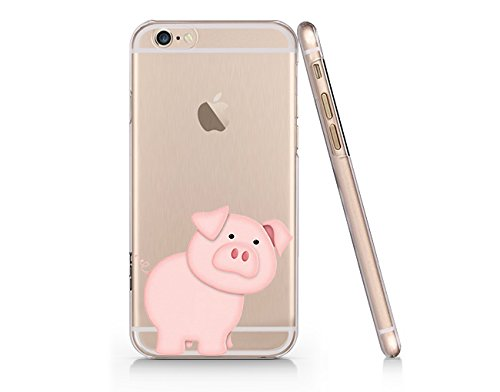 cute pig quote text slim