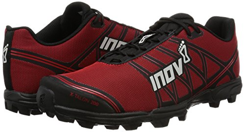 Inov-8-X-Talon-200-Trail-Runner-RedBlack9-US-Womens75-US-Mens