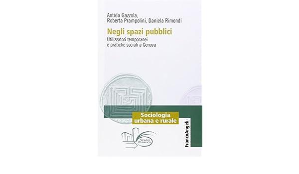 Utilizzatori temporanei e pratiche sociali a Genova: 9788820458683: Amazon.com: Books