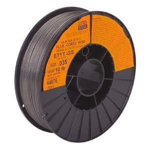 Chicago Electric Welding Systems 0.035″ E71T-GS Flux Core Welding Wire, 10 Lbs.