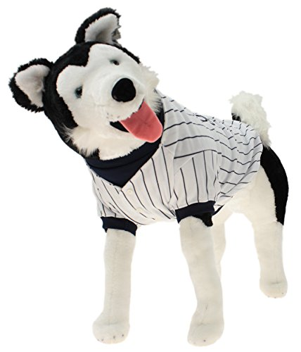 Sporty K9 MLB Baseball Dog Jersey, New York Yankees Small