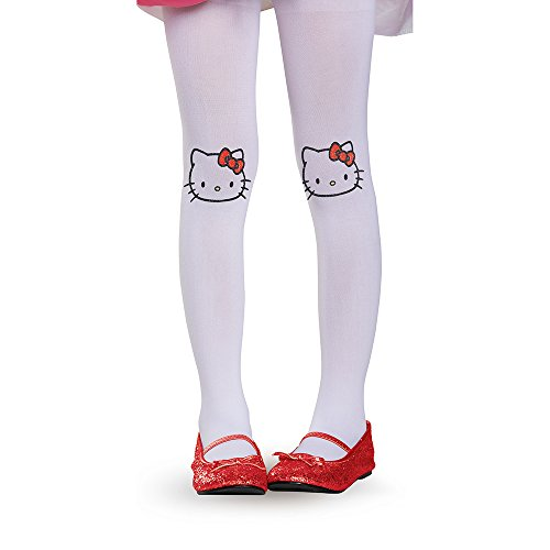 Disguise Hello Kitty Child Costume Tights (Hello Kitty Halloween Costume For Kids)