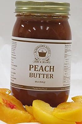 Peach Butter, 18 oz