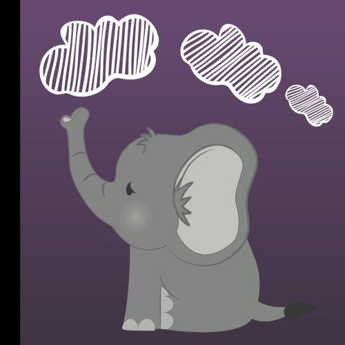Best Baby Shower Invitations (Purple Elephant Baby Shower: Beautiful Purple Elephant Baby Shower Guest Book + Bonus Gift Tracker + Bonus Baby Shower Printable Games You Can Print ... Purple Elephant Baby Shower Games))