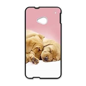 HTC One M7 Cell Phone Case Black animals c73 BNY_6923302