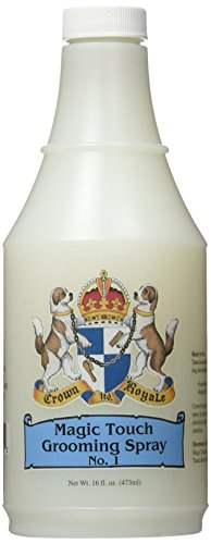 Crown Royale Magic Touch Grooming Spray #1 RTU