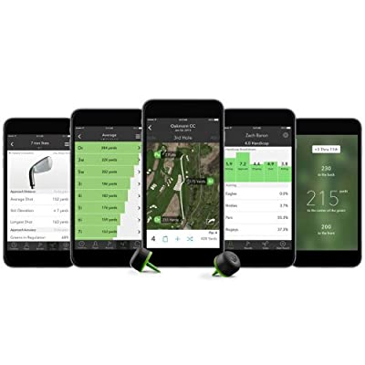 Arccos On-Course Stats Tracking System