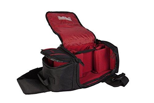 Foto Kamera Tasche Rucksack CARAT SLING RUNNER Set + UV Filter 40,5mm für Sony Alpha 6300 6000 5100 5000