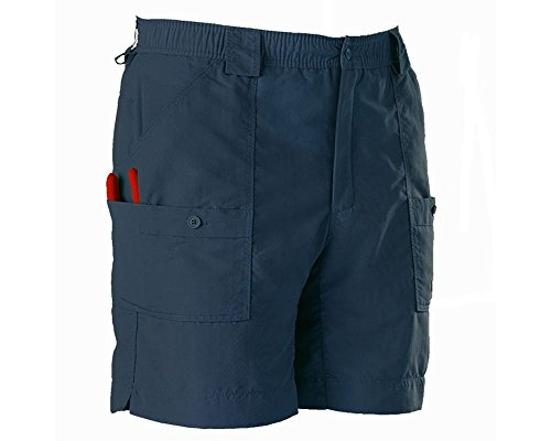 Aftco Bluewater M01L Long Traditional Fishing shorts – Ocean – 106,7 cm