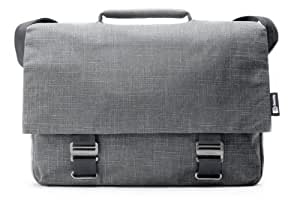 Booq Mamba Courier Bag for 15-Inch MacBook and PC - Gray (MCR15-GRY)