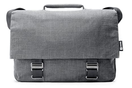 Booq Mamba 15-inch Courier Laptop Sleve (Gray) Laptop Sleeves & Slipcases at amazon