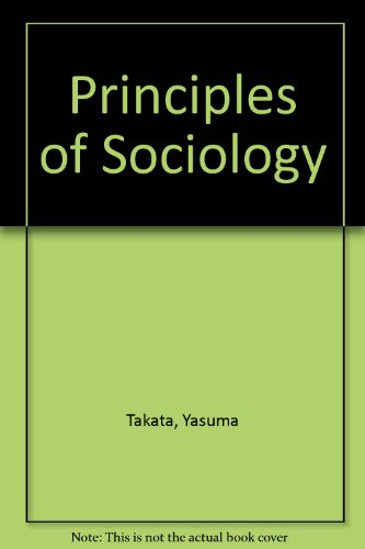 Principles of Sociology for sale  Delivered anywhere in USA